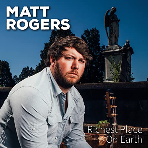 Matt Rogers Album Art